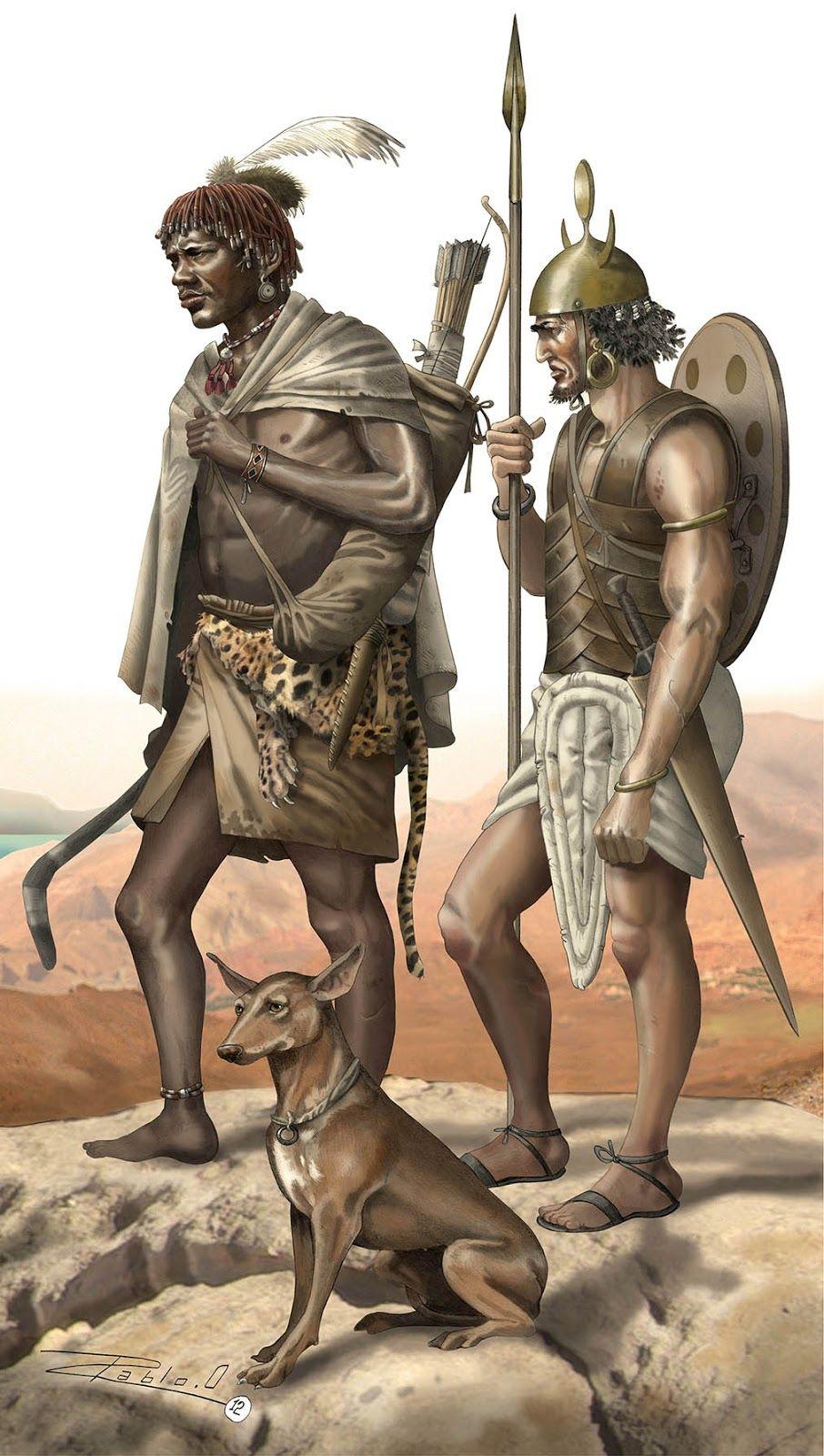 04 Egyptian Mercenaries (Sherden on right).jpg
