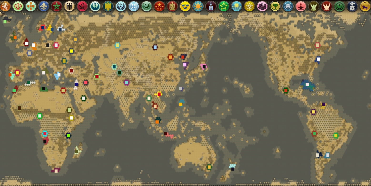 YnAMP   Yet (not) Another Maps Pack | Page 105 | CivFanatics Forums