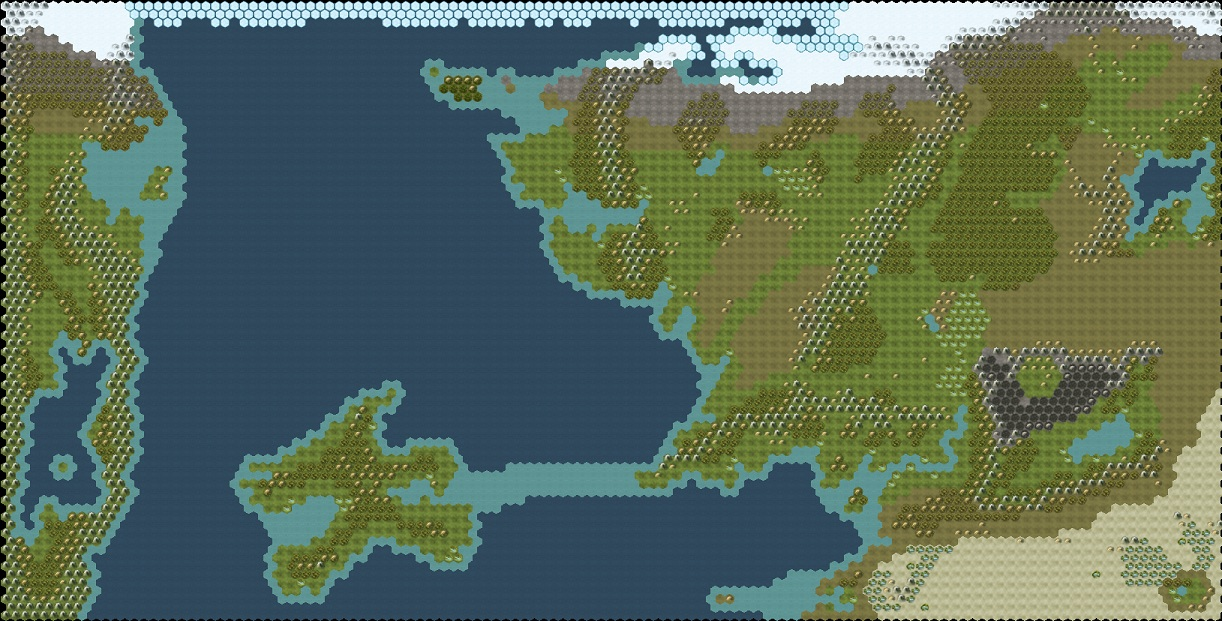 Middle Earth ++ | CivFanatics Forums