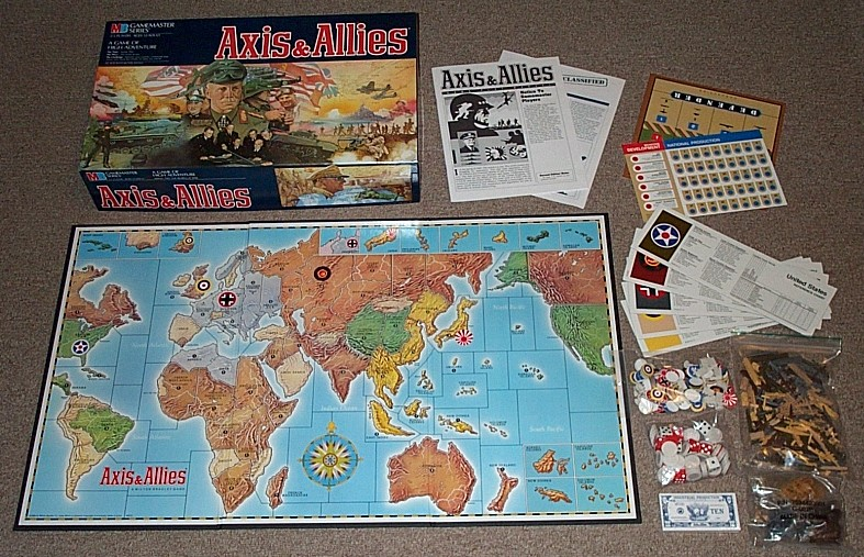 Axis and Allies | CivFanatics Forums