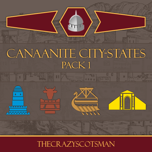 Canaanite City-States Pack 1