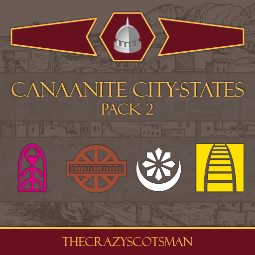 Canaanite City-States Pack 2