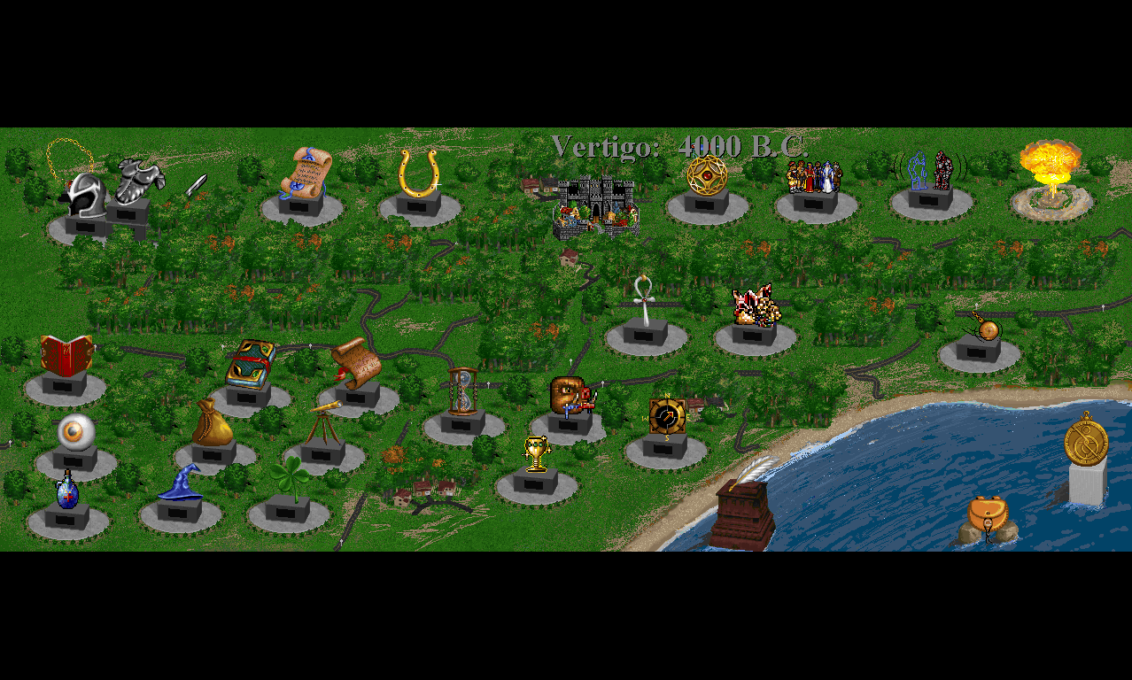 Heroes of Might & Magic 2 Civilization 2 Mod! City-view2-png