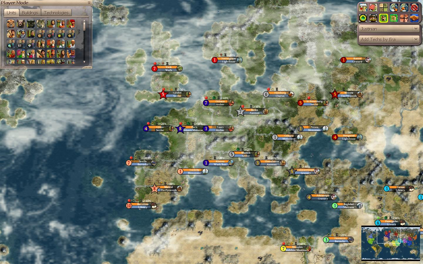 Earth Enlarged Europe Civfanatics Forums