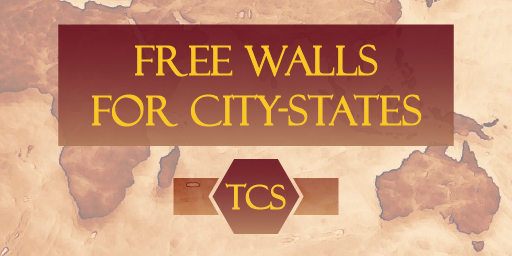 Walls for City-States