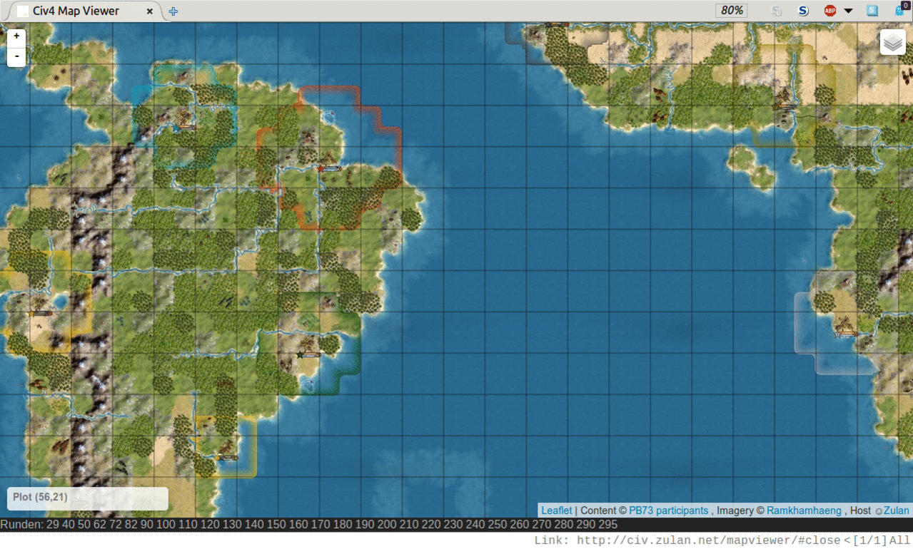 Tool for high detailed maps of Civ4 games | CivFanatics Forums
