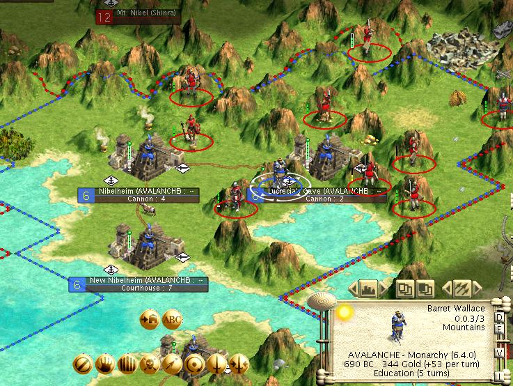 Final Fantasy 7 Mod   CivFanatics Forums