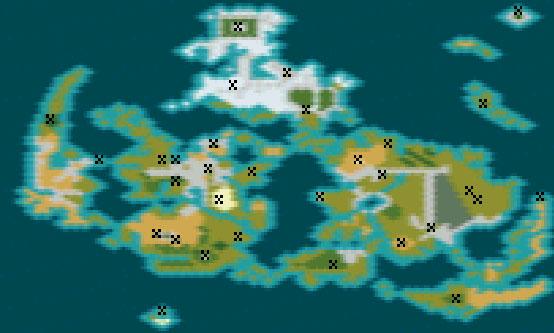 Final Fantasy 7 Map | CivFanatics Forums