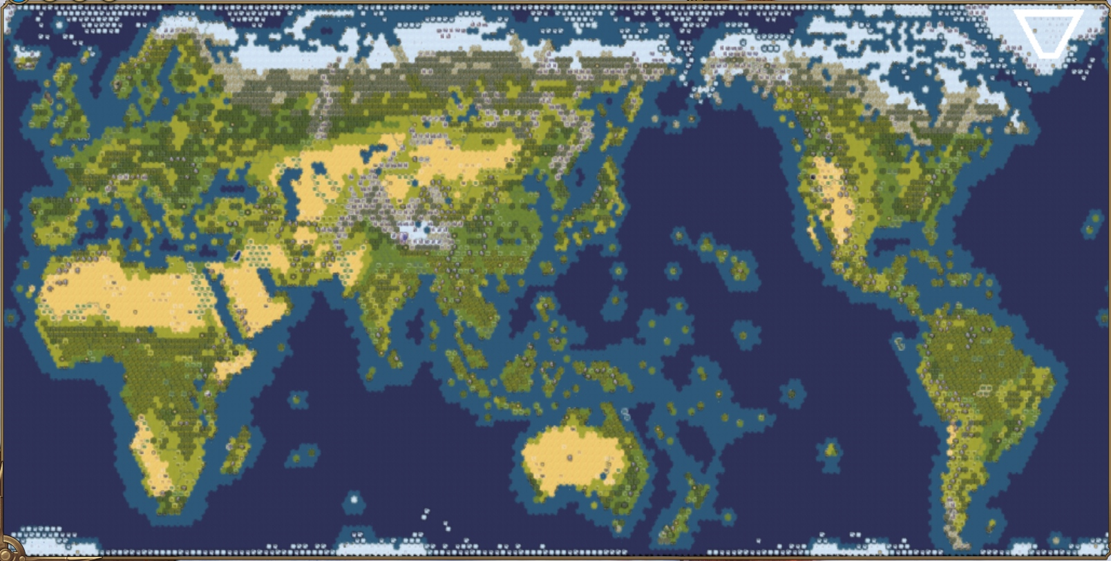 Civ 4 Earth Map.Civ4 Giant Earth Map Best View And Photos Earth Aimage Org