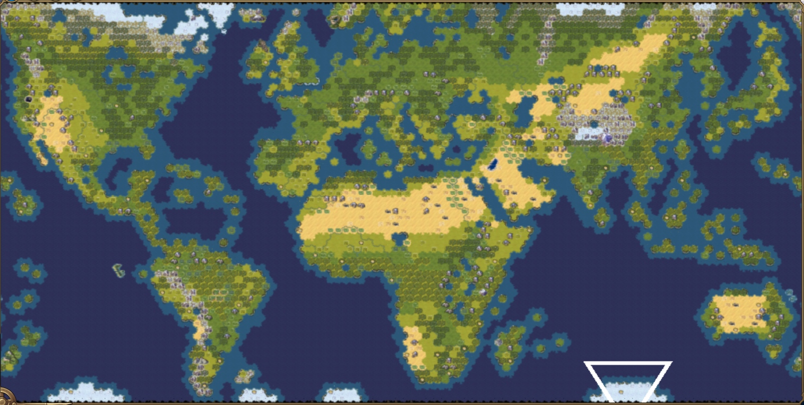 Greatest Earth Map | CivFanatics Forums
