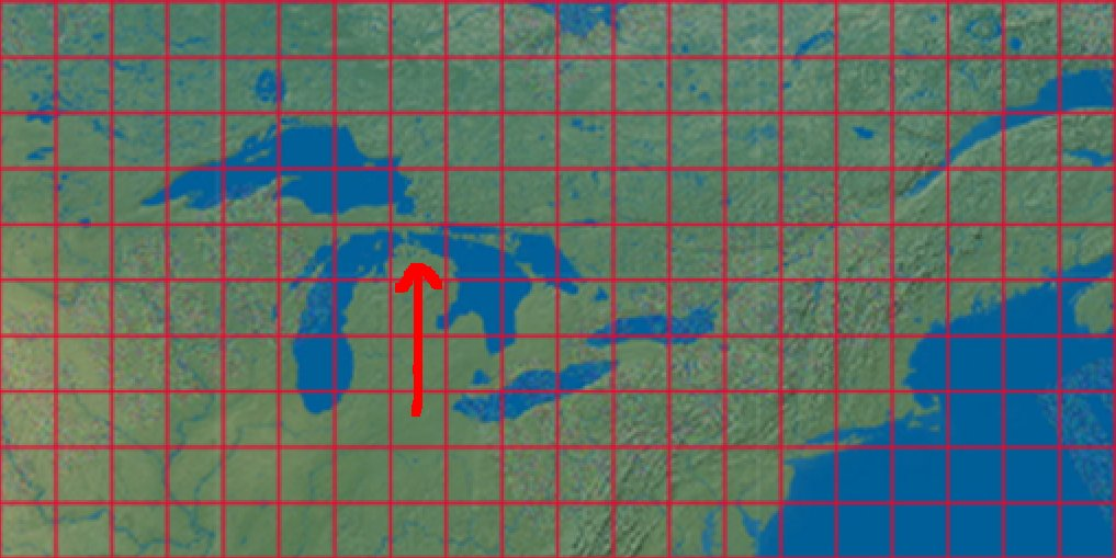 Gigantic Accurate Earth Map (232 x 112) | CivFanatics Forums