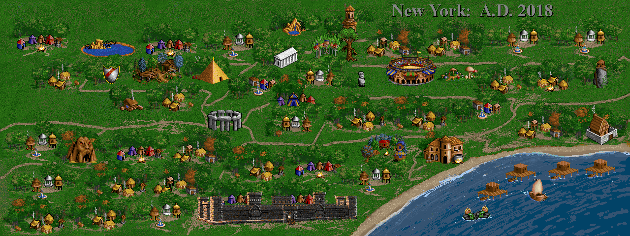 Heroes of Might & Magic 2 Civilization 2 Mod! Image11-png