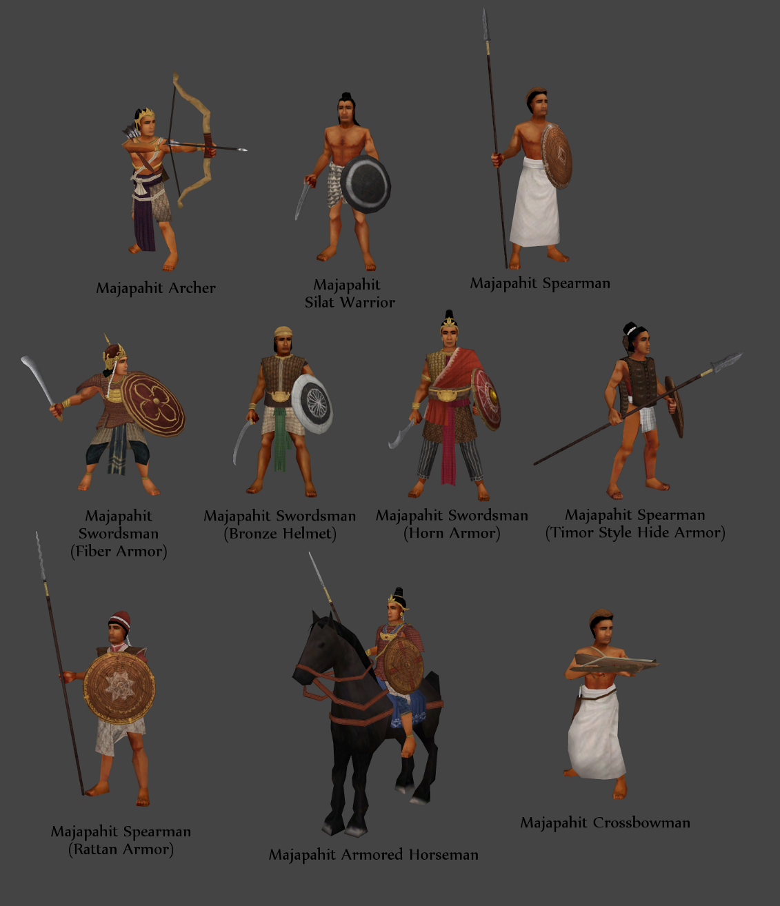 Srivijaya Warrior