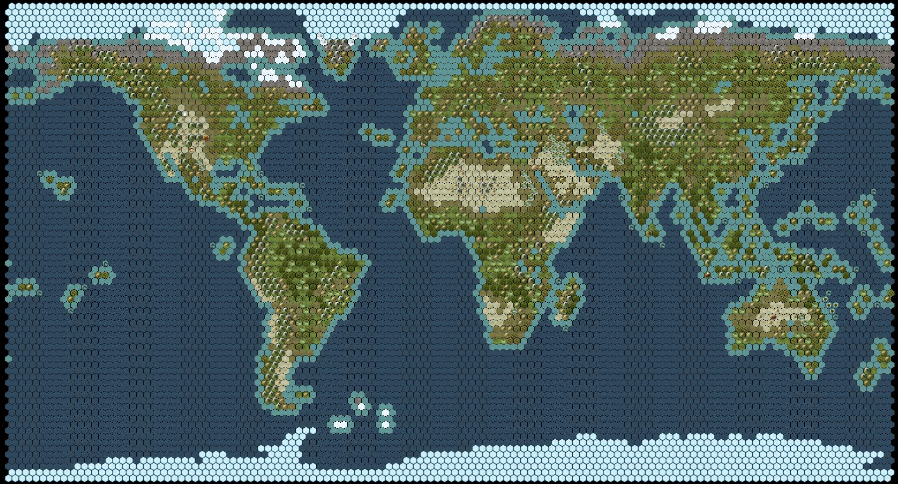 Legendary Earth Mod (LEM) | CivFanatics Forums on hd earth map, game earth map, total war earth map,