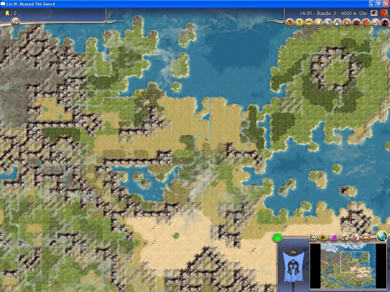Lone Wolf-magnamund [map]   CivFanatics Forums