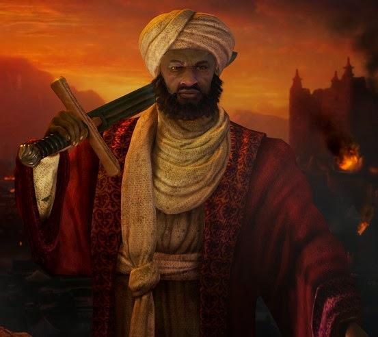 Mohammad Askia in Civ V.jpg