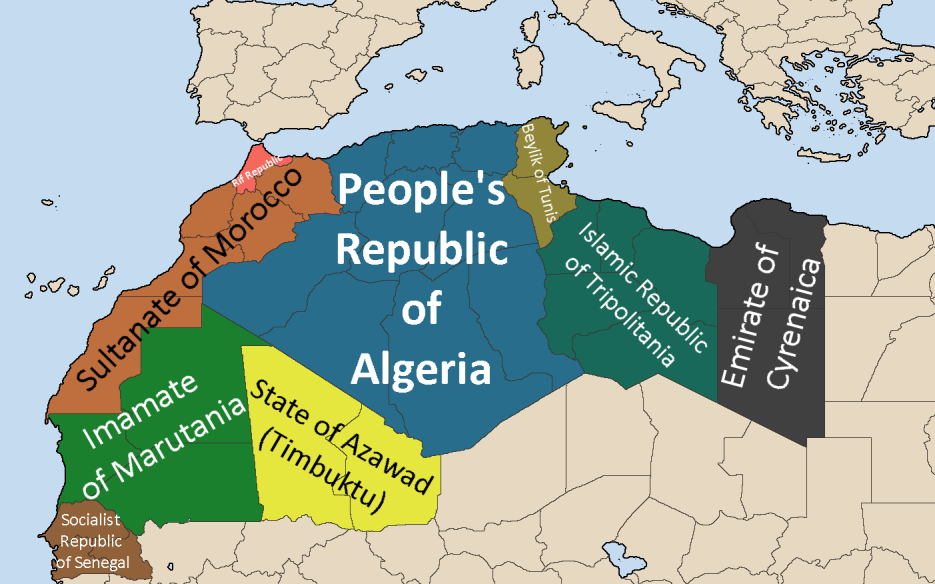 political map of Maghreb.png