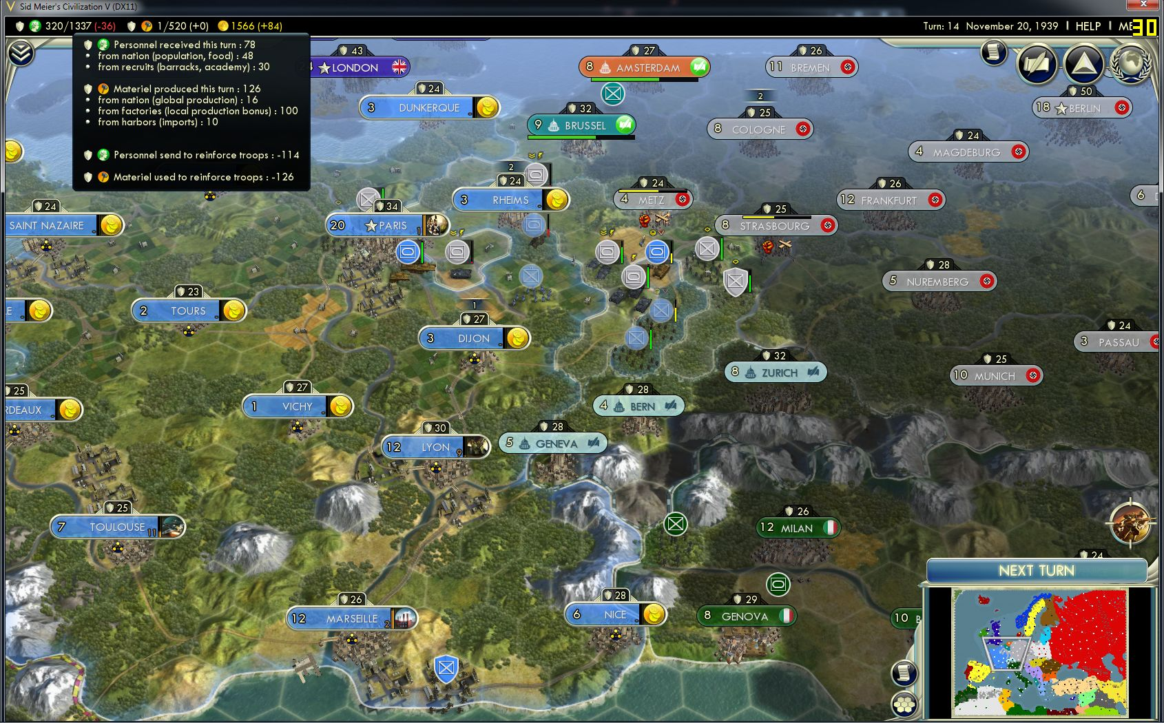 R E D  WWII: Concepts & Suggestions   CivFanatics Forums