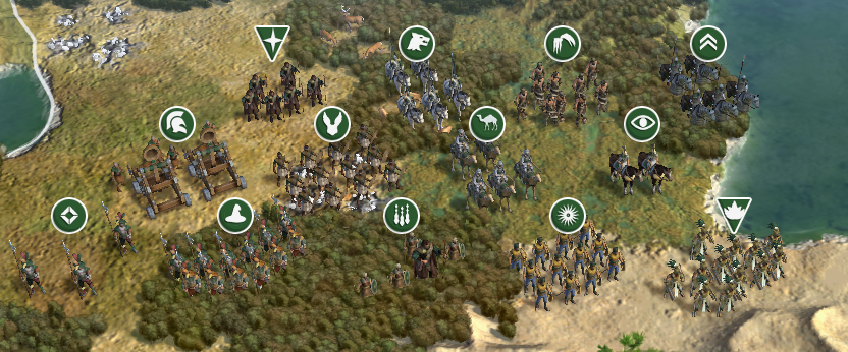 BNW] - [WIP] Mod - Civilizations of Gielinor (Runescape overhaul and