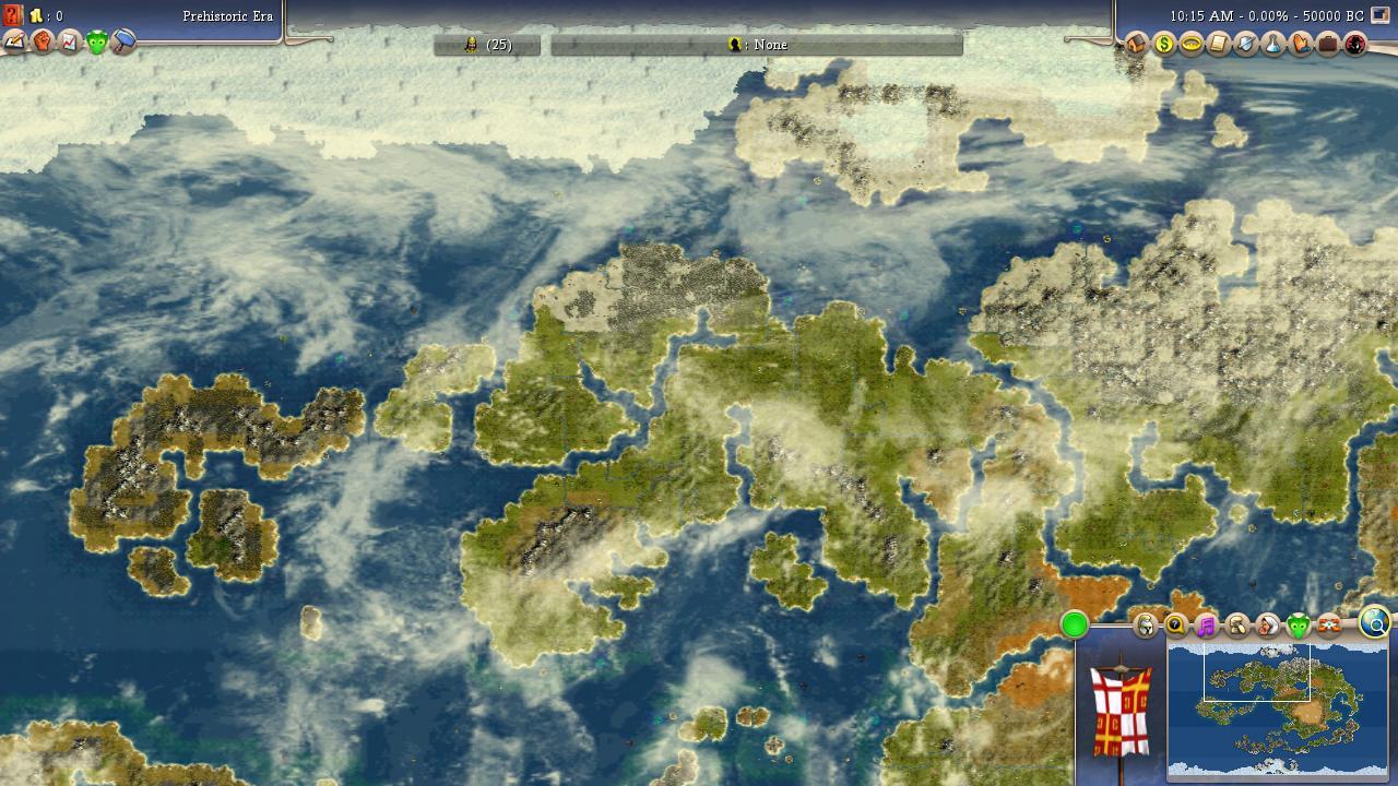 SCENARIO] - Avatar the Last Airbender map | CivFanatics Forums