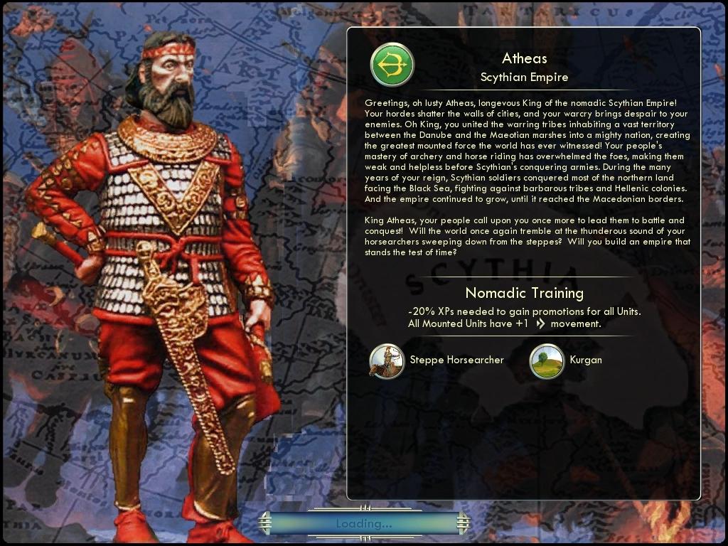 CiV pack] Ancient Mediterranean Civilizations | CivFanatics Forums