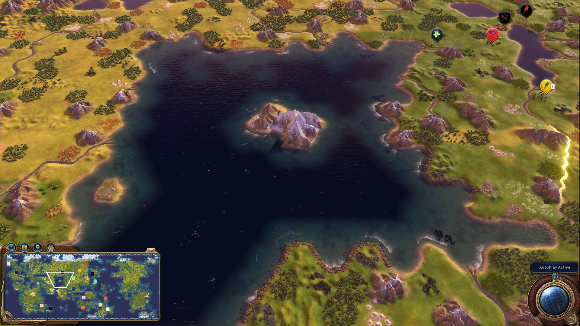 Civ  How To Use Natural Wonders