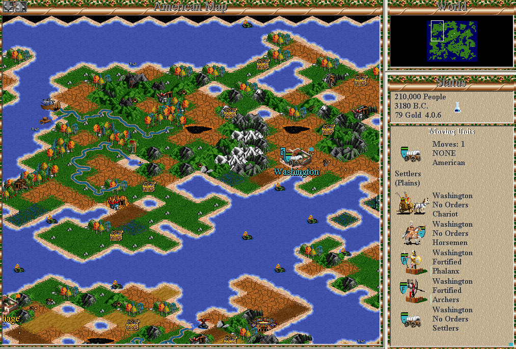 Heroes of Might & Magic 2 Civilization 2 Mod! Show-png