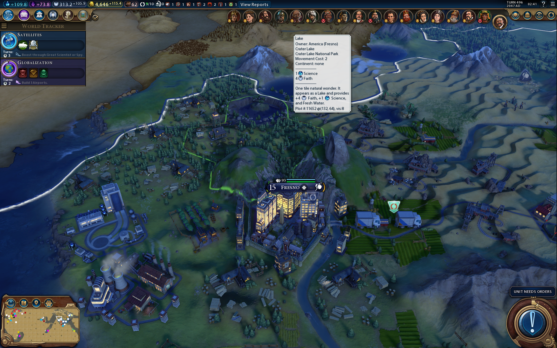 Civ  Where Can You Place A Natural Park