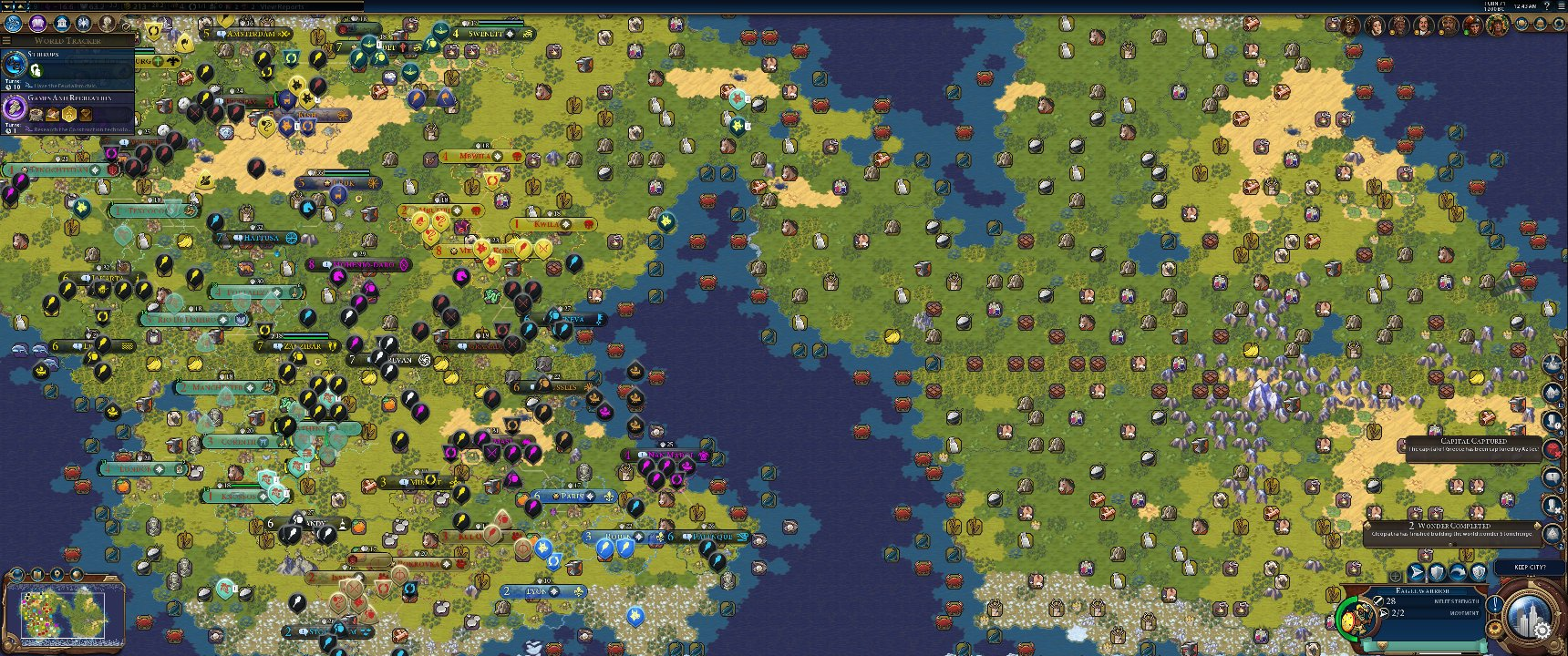 Odd map generation   CivFanatics Forums Map Generation on map south africa, map humor, map photography, map colors, map goals, map language, map north shore, map land of the lost,