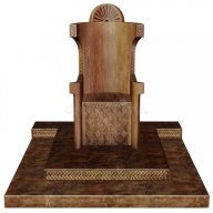 WoodenThrone
