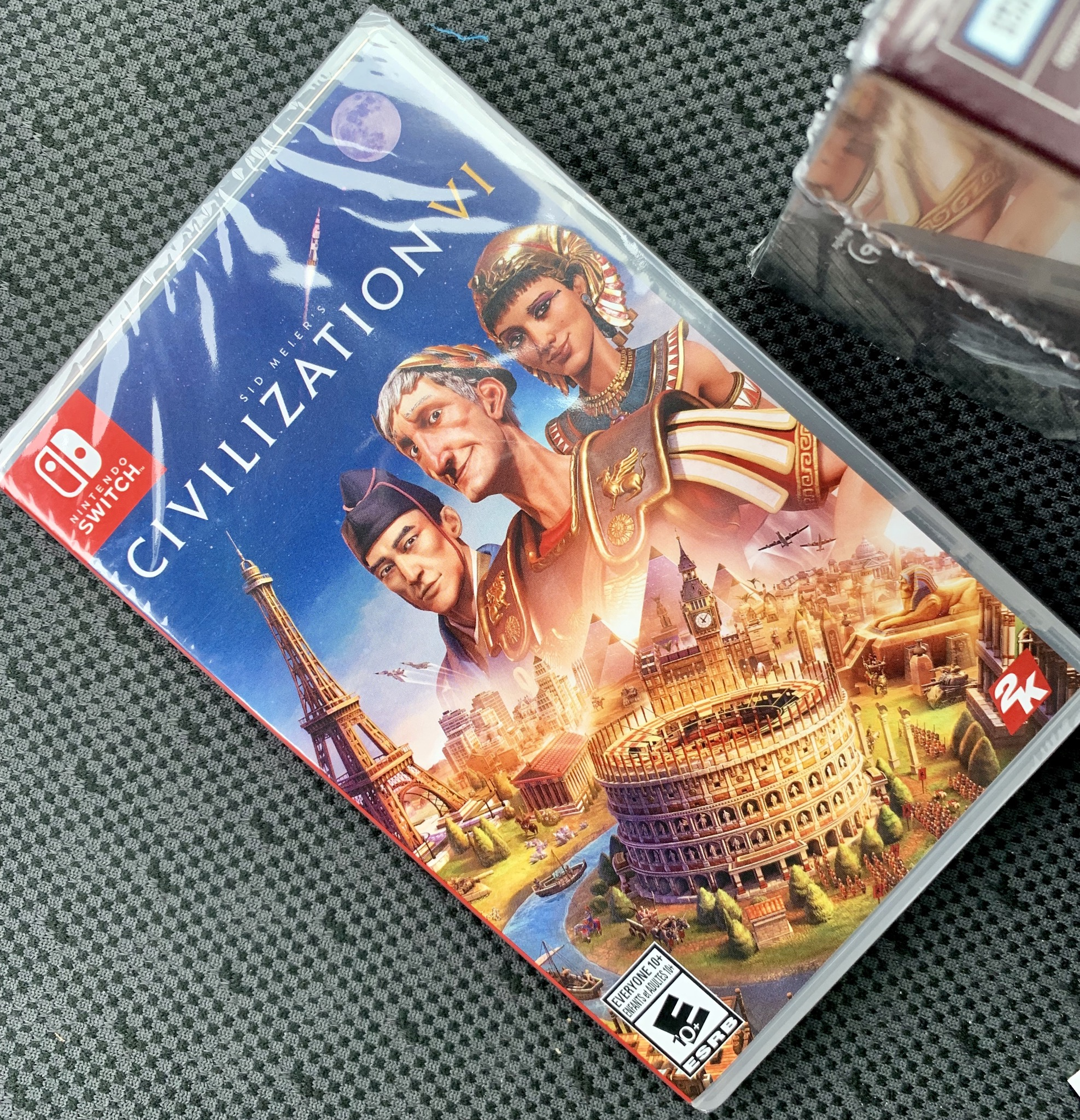 First impressions of Civilization VI on Nintendo Switch