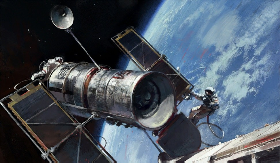 report on the hubble space telescope Hubble's quarter century our in-depth report commemorates the hubble space telescope's unprecedented 25 years in orbit.